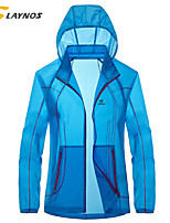 Hiking Tops Unisex Waterproof / Breathable / Soft / Lightweight Materials / Comfortable