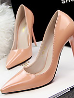 Women's Heels Spring / Fall Platform Leatherette Casual Stiletto Heel Others