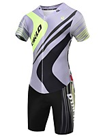 2017Summer Style MALCIKLO Black Stripes Invisible Zipper Jerseys Sets Tights Conjoined Cycling Jersey Jumpsuits
