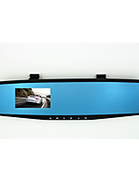 The New Anti Glare Rearview Mirror DVR Blue Car Supplies Box