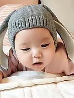 Kid's Cute Rabbit Ears Knitting Hat