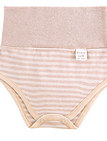 Girl's Casual/Daily Striped Underwear & SocksCotton Summer / Spring Brown / Green