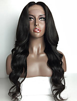 HOT!! 8-30Inch Unprocessed Virgin Peruvian Human hair Full Lace Wig Body Wave Human Hair Wigs For Women