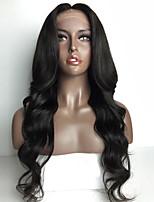 горячий!! 8-30inch непереработанные девственные перуанские человеческих волос полный парик шнурка тела волны парики человеческих волос для