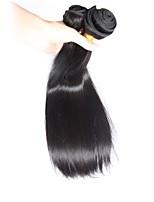 Brazilian Virgin Hair Straight 2 Bundles 7A Unprocessed Virgin Straight Hair Human Hair Weave Bundles