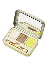 3 Eyeshadow Palette Dry Eyeshadow palette Powder Normal Daily Makeup