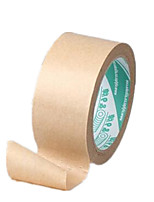 два крафт-бумажных лент в упаковке
