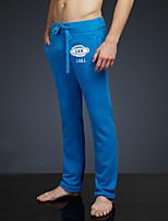 LOVEBANANA Men's Active Pants Blue-34066