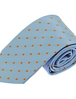 Classic Wedding Party Business Men Polyester Silk Neck Tie