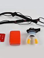 GoPro-Zubehör Boje / Klebehalterungen  / Haftend / Accessoires Kit Alles in Einem / Praktisch / Schwimmend / Multi-Funktion, Für-Action