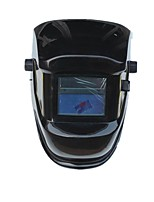Headset polished light solar auto-darkening welding helmet helmet 336 #