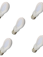 5pcs 12W E27 2700K/6500K Flat Shap Light Led Globe Bulb Lamps(AC85-265V)