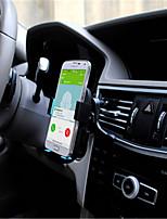 soporte para teléfono móvil multifuncional para la salida de aire de tipo de succión Automobile Navigator interior del salpicadero del
