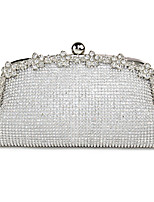 Women Rhinestone Blingbling Formal / Casual / Event/Party / Wedding Evening Bag