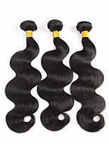 Cheap 14-18inch Virgin Hair 3 Bundles 150g Unprocessed Brazilian Body Wave 100% Human Hair