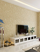 Non-Woven Design Modern  3D Wall Paper For Living Room Wallpapers