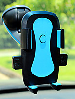 Vehicle mounted in vehicle navigation support mobile phone holder mobile phone holder