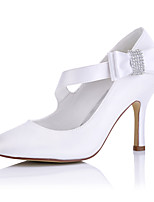 Women's Heels Spring / Summer / Fall Heels / Pointed Toe Silk Wedding / Party & Evening /