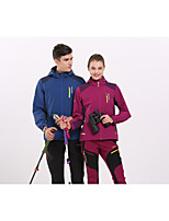 Hiking Softshell Jacket UnisexWaterproof / Breathable / Quick Dry / Windproof / Ultraviolet Resistant / Wearable