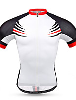 Sports Cycling Jersey with Shorts Men's Short Sleeve Bike Breathable / Quick Dry / Comfortable Clothing Sets/Suits Coolmax Classic Summer