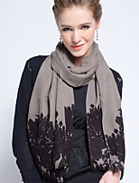 Alyzee   Women Wool ScarfFashionable Jewelry-B5026