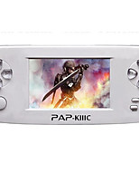 Unlimited Upgrades Dual Core 720 HD Playback PAP K3 Video Game Console with 600 Games 3.5 178 IPS HD Screen MP3 MP4.