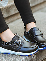 Boy's Flats Spring / Fall Flats Cowhide Outdoor Flat Heel Others Black / Blue / Yellow Others