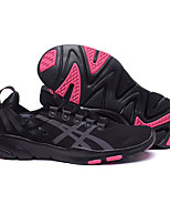 ASICS® GEL-FIT SANA 2 Running Shoes Women's Anti-Slip / Wearproof / Breathable Fabric / Cowsuede Leather RubberRunning/Jogging / Leisure