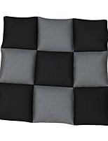 autoyouth дышащей сетки ткани подушки сиденья универсальные Крышку большинство автомобильных сидений черного и серого автомобиля для