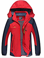 Hiking Softshell Jacket Unisex Waterproof / Breathable / Quick Dry / Windproof / Wearable / Ultra Light Fabric