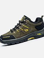 Коричневый Зеленый-Мужской-Повседневный-Ткань-На плоской подошве-Удобная обувь-Кеды