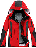 Hiking Softshell Jacket Men'sWaterproof / Breathable / / Anti-Eradiation / Wearable / Antistatic / Windproof /
