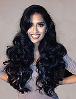 8 to 22 inches Brazilian Human Hair Wigs Body Wave Glueless Full Lace Wigs For Black Women