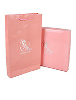 Set Of Special Cartons Exquisite Gift Box With A Handle Towel Bath Towel Box Packaging 37*26*7