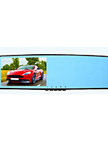 4.3 Inch Large Screen Rear View Mirror HD Video Recording