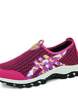 Cool Shoe in Summer Autumn Women's Breathable Mesh Slip-on Running Shoes for Outdoor Sports
