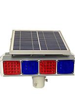 Solar Lights DK-BS-4A2 Solar Traffic Warning Lights Four Sided Lamp