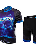 Sports Bike/Cycling Clothing Sets/Suits Men's / Unisex Short Sleeve Breathable / Quick Dry / CompressionLYCRA