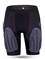Ski Protective Gear Breathable Snowboarding / Fitness / Cycling/Bike / Skiing Men Nylon Black