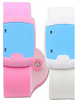 Infant Temperature Wearable Bracelet Phone ContinuousTemperature Record Ios/Android
