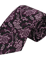 Wedding Party Men Polyester Silk Necktie Tie Jacquard