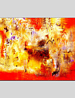 Abstract Style Canvas Material Oil Paintings with Stretched Frame Ready To Hang Size 60*90CM