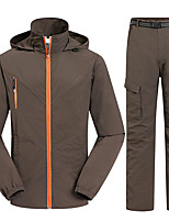 Hiking Clothing Sets/Suits UnisexWaterproof / Breathable / Ultraviolet Resistant / Quick Dry / Rain-Proof /