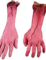 1PC Severed Scary Cut Off Bloody Fake Latex Lifesize Arm Hand Halloween Prop Hot