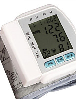 2016 Health Care Digital LCD Wrist Blood Pressure Monitor Heart Beat Rate Pulse Meter Measure