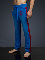 LOVEBANANA Men's Active Pants Royal Blue-36001