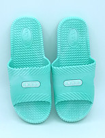 Unisex Slippers & Flip-Flops Spring Summer Fall PVC Casual Flat Heel Others Blue Green Pink Red Other