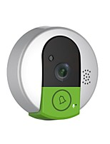 Wireless Doorbell Intercom HD Probe WIFI Remote Monitoring Intelligent Mini Home Furnishing Doorbell