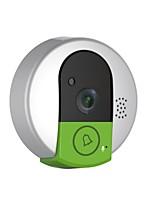 беспроводной дверной звонок домофон HD датчик WiFi удаленного мониторинга интеллектуальных мини-дом мебели дверной звонок