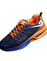 Unisex Sneakers Spring / Fall Comfort Fabric Casual Flat Heel  Blue / Red / Orange Sneaker